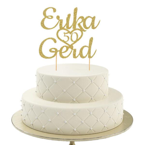 Cake Topper Dekolino Deine Persönliche Partydeko Aus Der